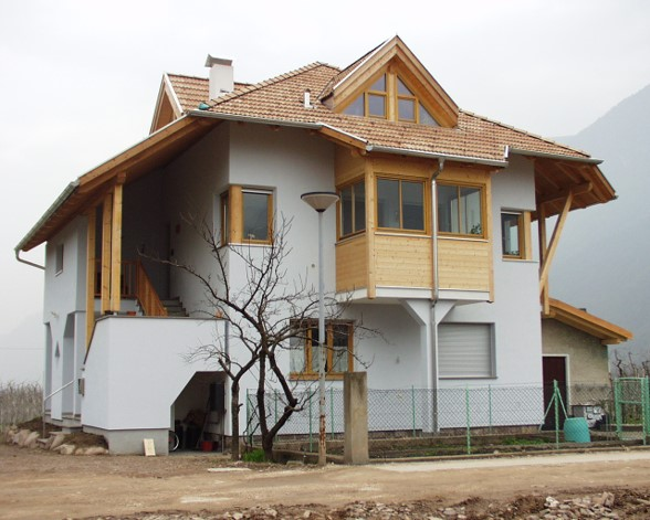 Edificio residenziale Tschoell